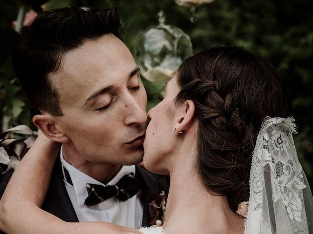 Il matrimonio di Andrea e Giorgia a Monvalle, Varese 91