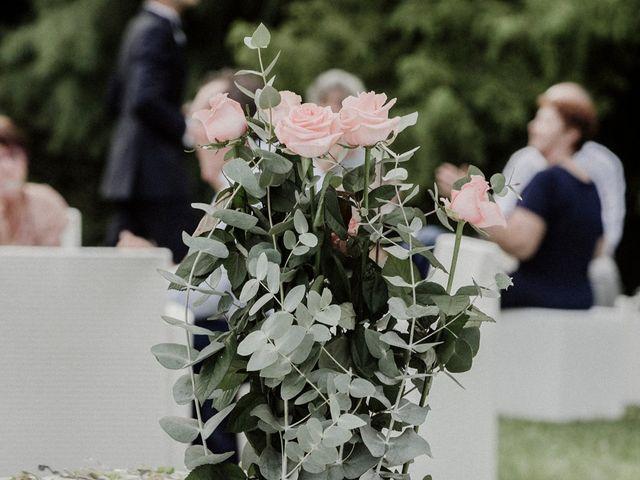 Il matrimonio di Andrea e Giorgia a Monvalle, Varese 98