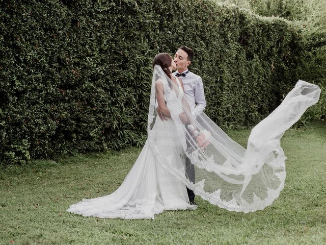 Il matrimonio di Andrea e Giorgia a Monvalle, Varese 104