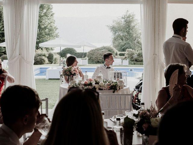Il matrimonio di Andrea e Giorgia a Monvalle, Varese 127