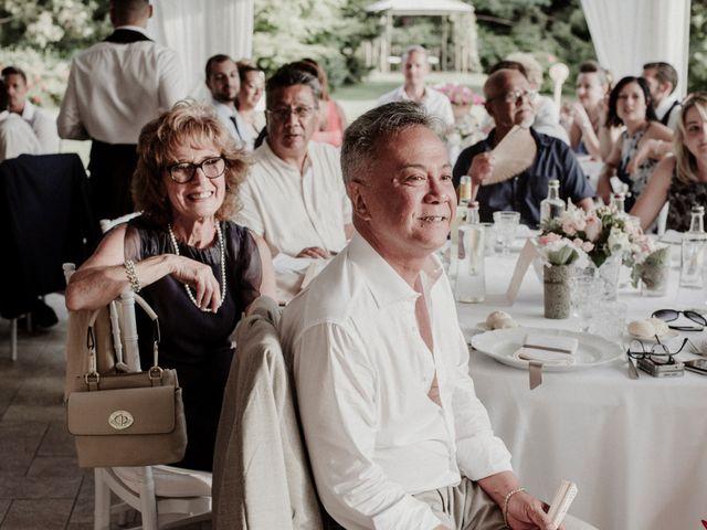 Il matrimonio di Andrea e Giorgia a Monvalle, Varese 130