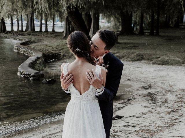 Il matrimonio di Andrea e Giorgia a Monvalle, Varese 143