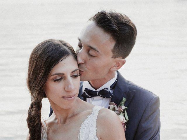 Il matrimonio di Andrea e Giorgia a Monvalle, Varese 153
