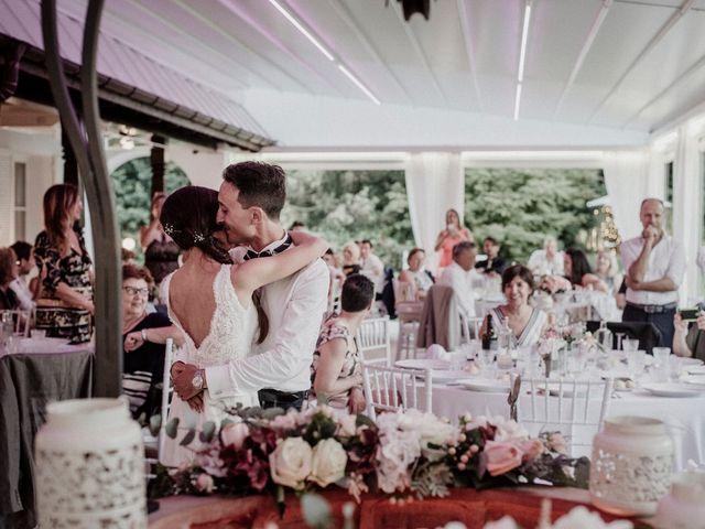 Il matrimonio di Andrea e Giorgia a Monvalle, Varese 158