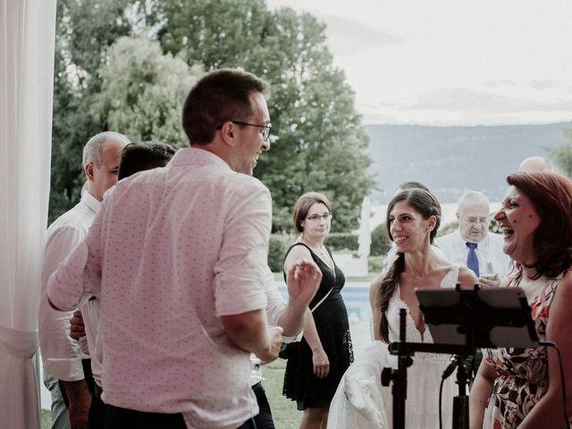 Il matrimonio di Andrea e Giorgia a Monvalle, Varese 165