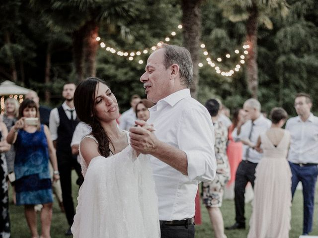 Il matrimonio di Andrea e Giorgia a Monvalle, Varese 168