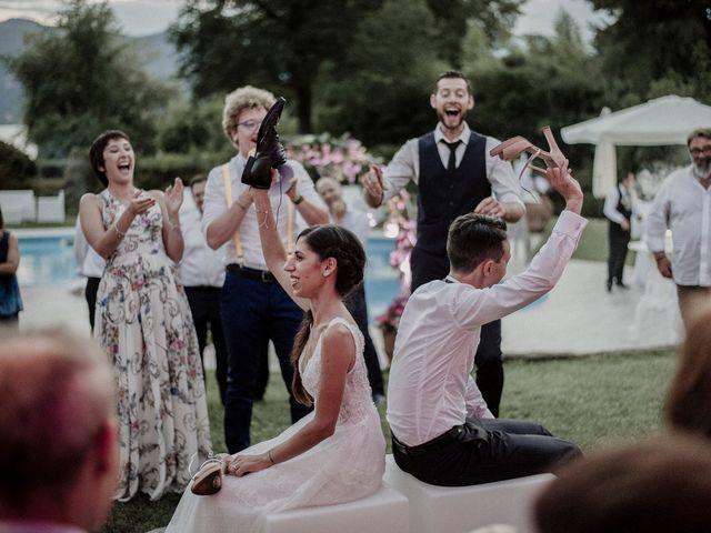 Il matrimonio di Andrea e Giorgia a Monvalle, Varese 173