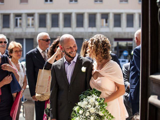 Il matrimonio di Stefano e Elena a Livorno, Livorno 16
