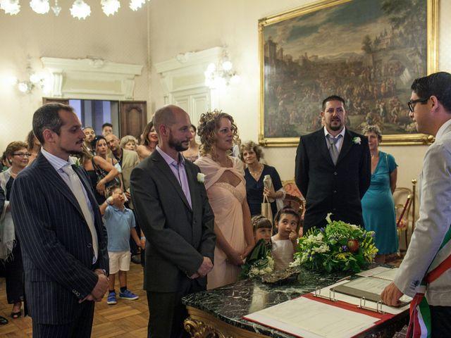 Il matrimonio di Stefano e Elena a Livorno, Livorno 18
