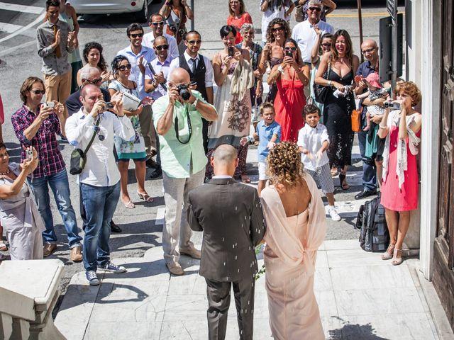 Il matrimonio di Stefano e Elena a Livorno, Livorno 33