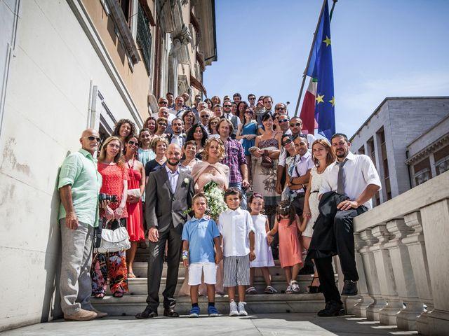Il matrimonio di Stefano e Elena a Livorno, Livorno 34