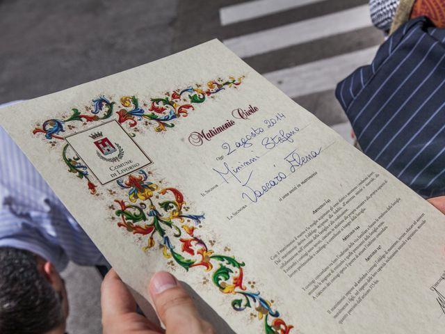Il matrimonio di Stefano e Elena a Livorno, Livorno 35