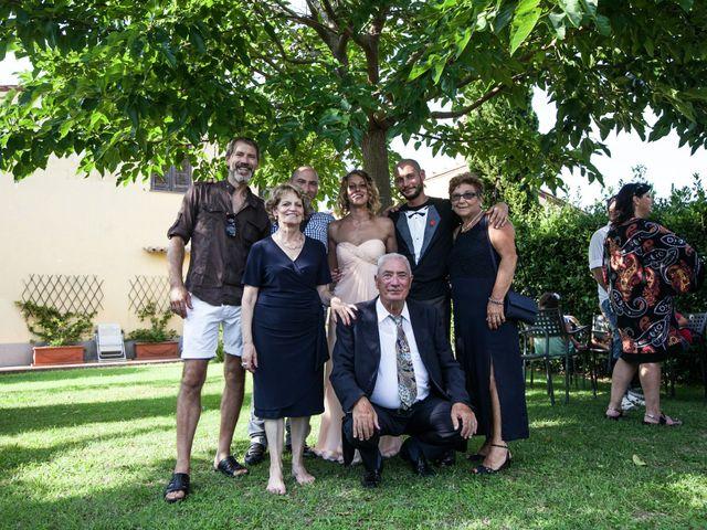 Il matrimonio di Stefano e Elena a Livorno, Livorno 89