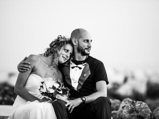 Il matrimonio di Stefano e Elena a Livorno, Livorno 105