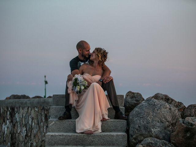Il matrimonio di Stefano e Elena a Livorno, Livorno 110