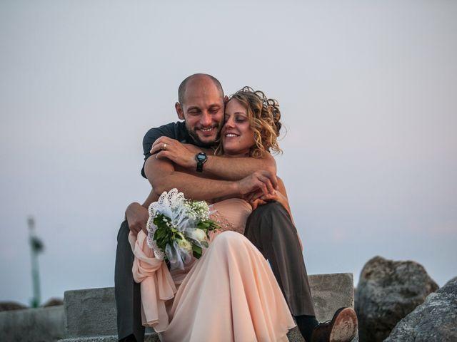 Il matrimonio di Stefano e Elena a Livorno, Livorno 115