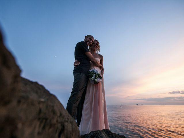 Il matrimonio di Stefano e Elena a Livorno, Livorno 127