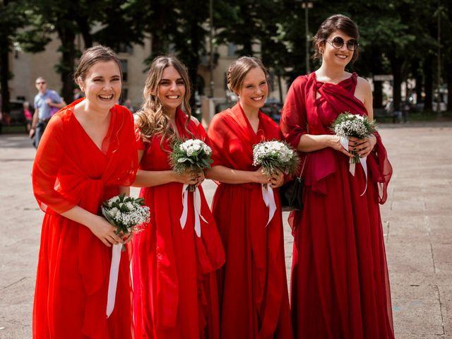 Il matrimonio di Ettore e Mirta a Verona, Verona 13