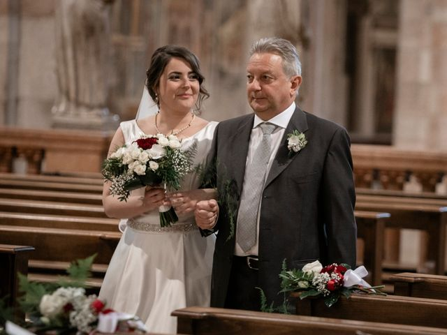 Il matrimonio di Ettore e Mirta a Verona, Verona 14