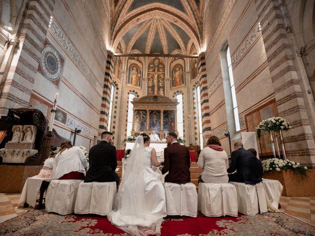 Il matrimonio di Ettore e Mirta a Verona, Verona 18