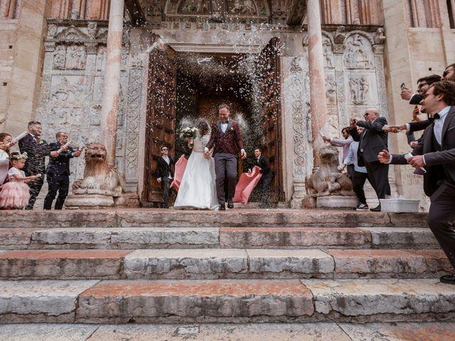 Il matrimonio di Ettore e Mirta a Verona, Verona 19