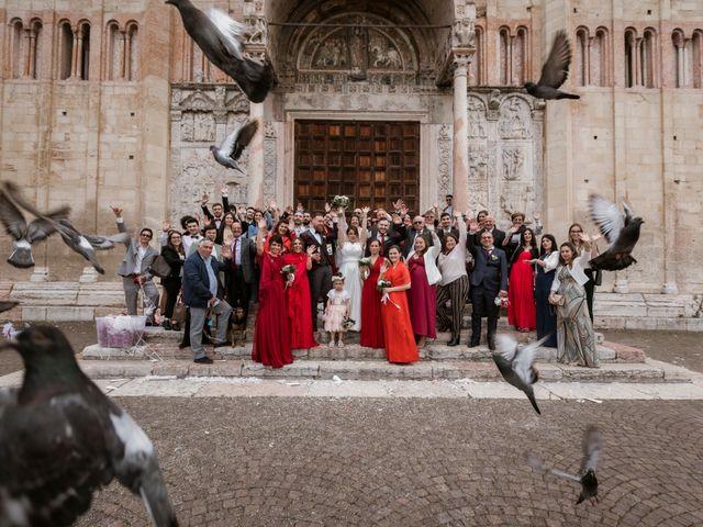 Il matrimonio di Ettore e Mirta a Verona, Verona 21