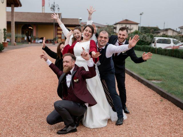Il matrimonio di Ettore e Mirta a Verona, Verona 30