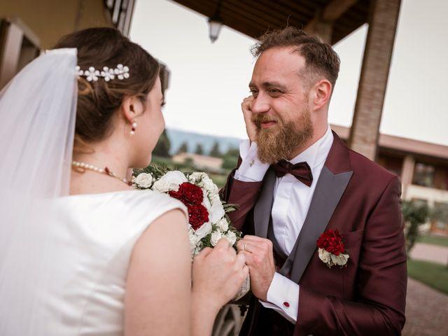 Il matrimonio di Ettore e Mirta a Verona, Verona 31