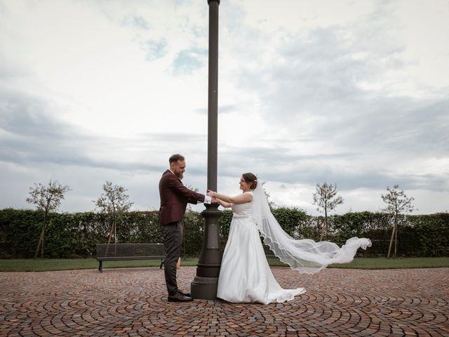 Il matrimonio di Ettore e Mirta a Verona, Verona 33