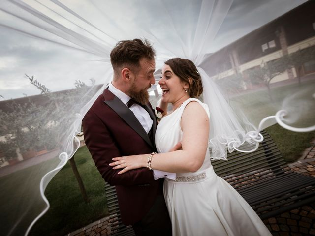 Il matrimonio di Ettore e Mirta a Verona, Verona 1