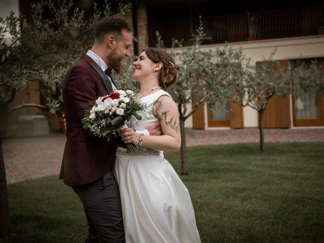 Il matrimonio di Ettore e Mirta a Verona, Verona 35