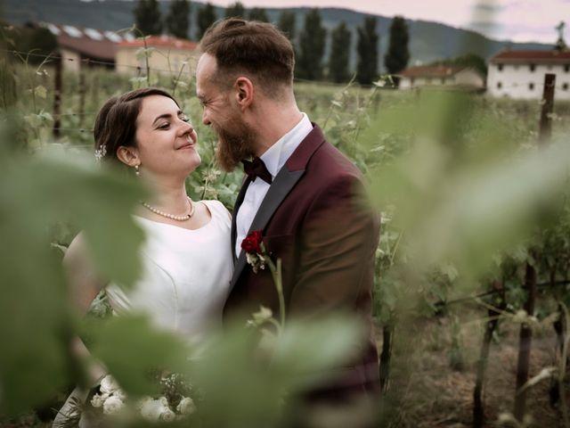 Il matrimonio di Ettore e Mirta a Verona, Verona 41