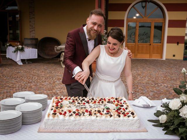 Il matrimonio di Ettore e Mirta a Verona, Verona 42