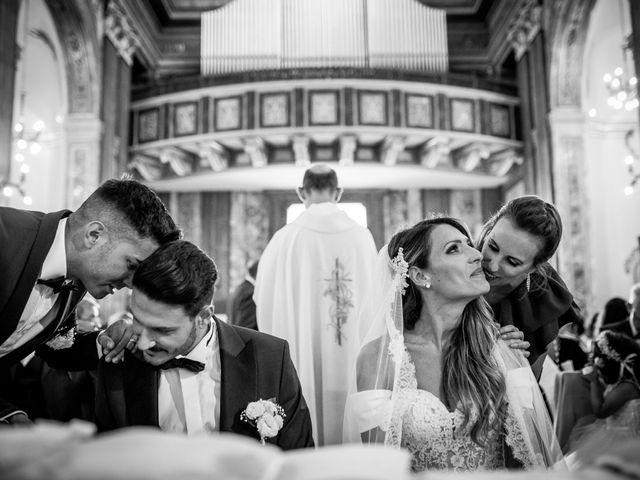 Le nozze di Emanuela e Renato