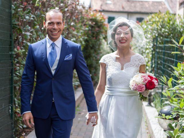 Il matrimonio di Davide e Lara a Monza, Monza e Brianza 6