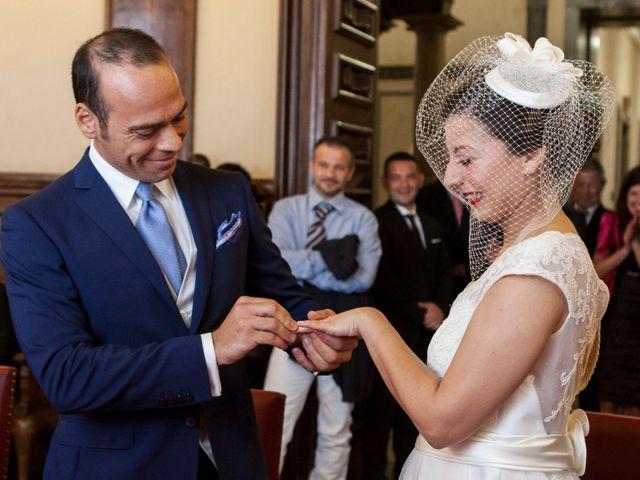 Il matrimonio di Davide e Lara a Monza, Monza e Brianza 24