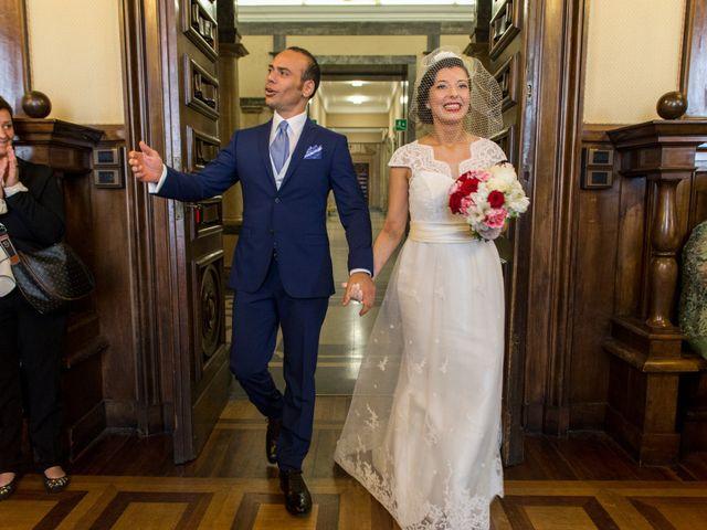 Il matrimonio di Davide e Lara a Monza, Monza e Brianza 27