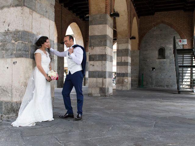 Il matrimonio di Davide e Lara a Monza, Monza e Brianza 29