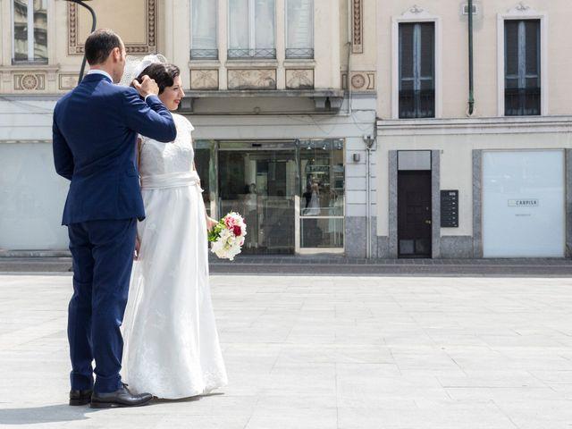 Il matrimonio di Davide e Lara a Monza, Monza e Brianza 31
