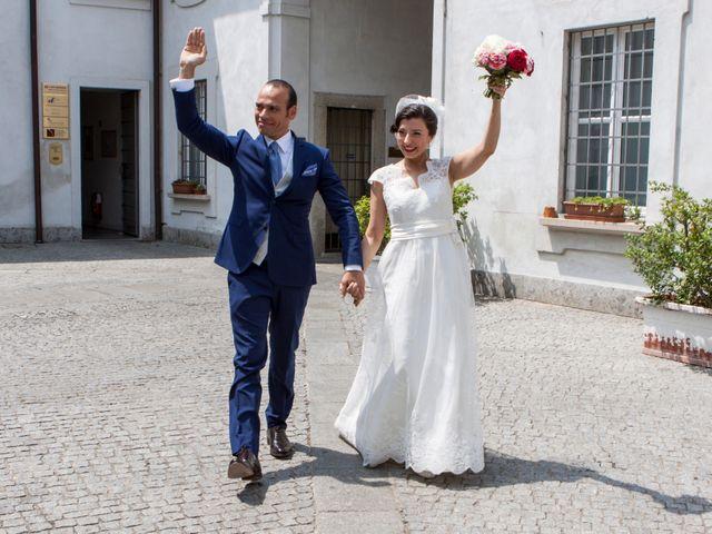 Il matrimonio di Davide e Lara a Monza, Monza e Brianza 32