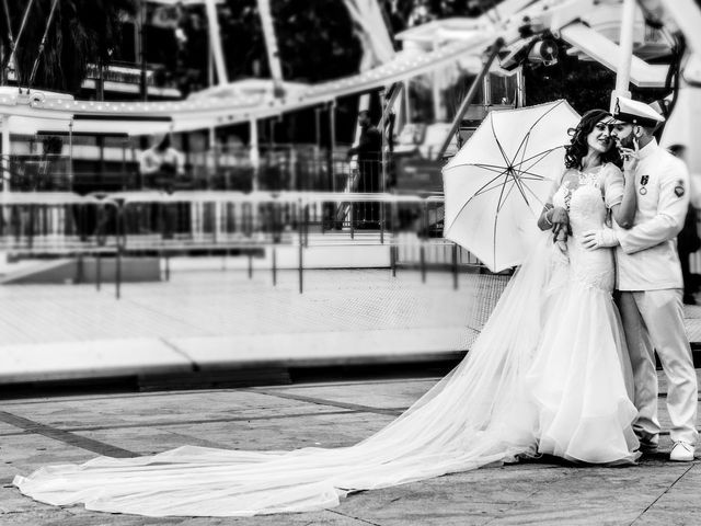 Il matrimonio di Carmelo e Caterina a Reggio di Calabria, Reggio Calabria 27
