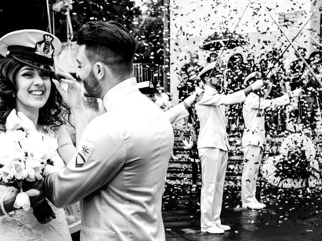 Il matrimonio di Carmelo e Caterina a Reggio di Calabria, Reggio Calabria 40
