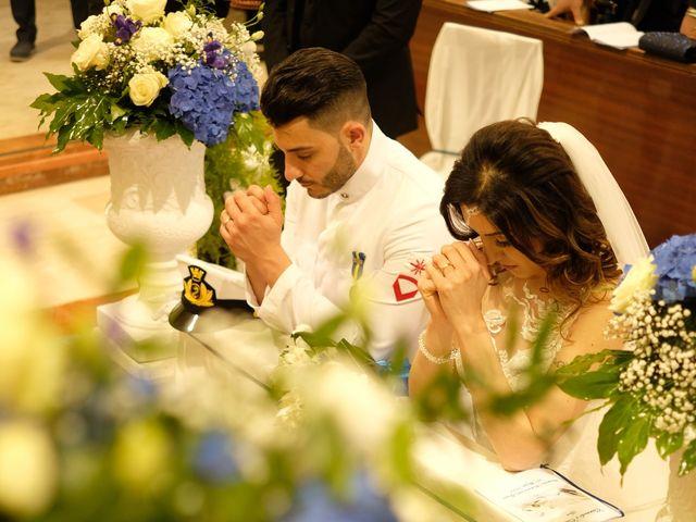Il matrimonio di Carmelo e Caterina a Reggio di Calabria, Reggio Calabria 57