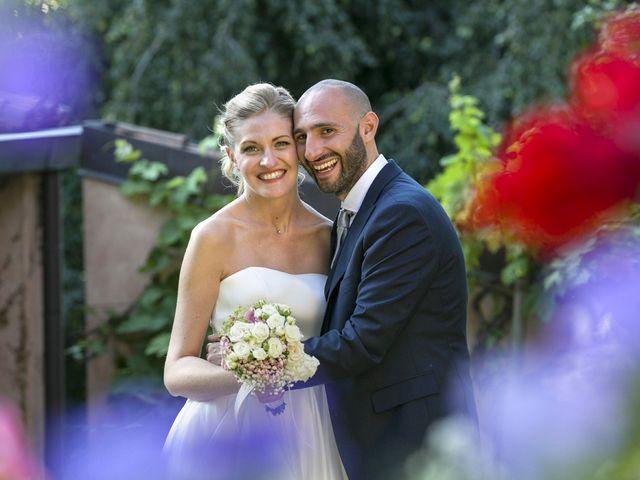 Le nozze di Chiara e Saverio