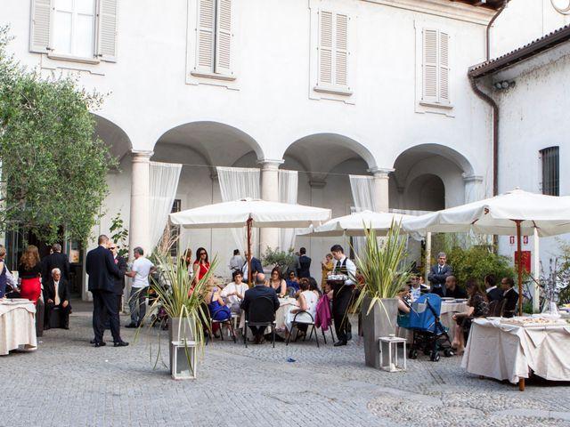 Il matrimonio di Davide e Lara a Monza, Monza e Brianza 38