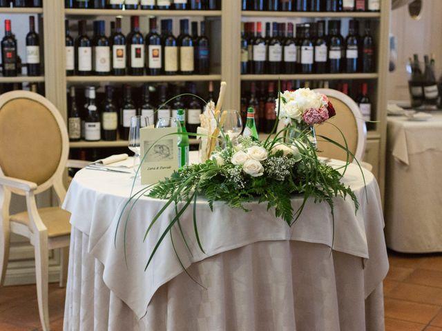 Il matrimonio di Davide e Lara a Monza, Monza e Brianza 42