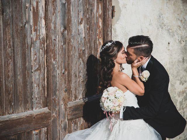 Le nozze di Serena e Jodi