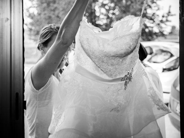 Il matrimonio di Jorge e Mara a Parma, Parma 24