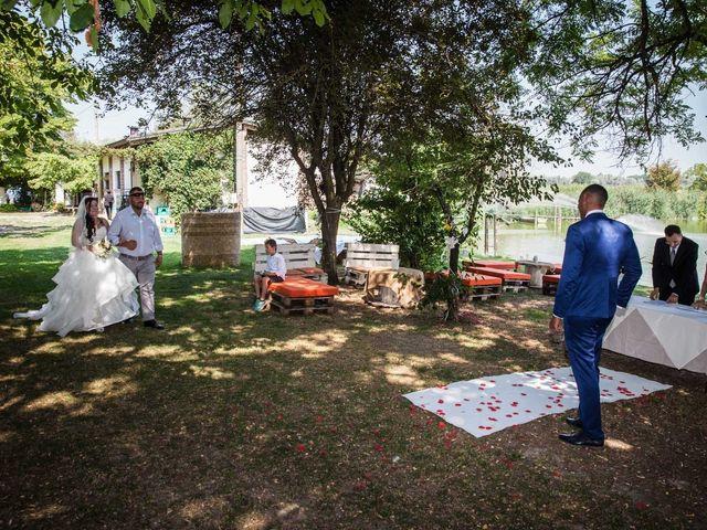 Il matrimonio di Jorge e Mara a Parma, Parma 48