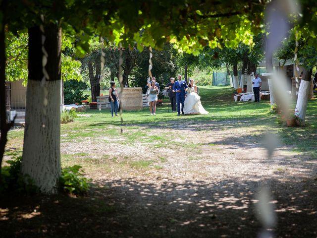 Il matrimonio di Jorge e Mara a Parma, Parma 97